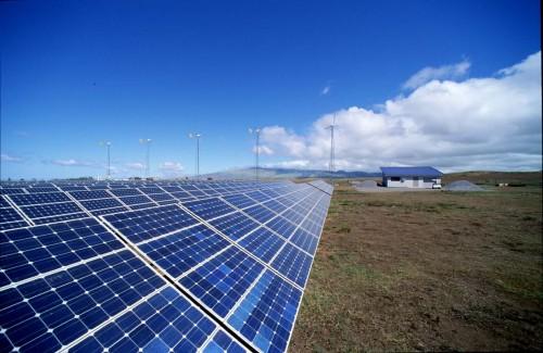 parco fotovoltaico poggio rusco