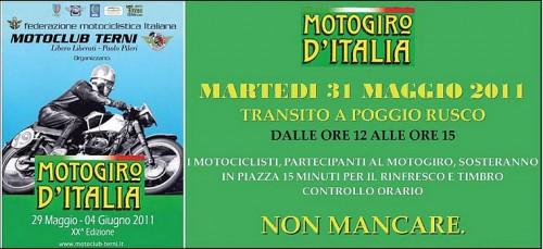 motogiro italia